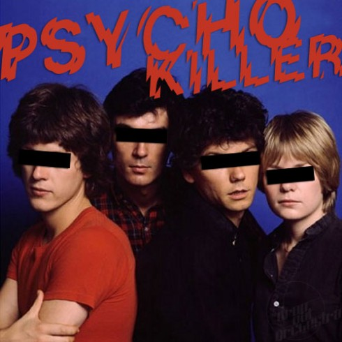 Talking Heads - Psychokiller